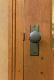 Merit 20356 screen door latch in oil-rubbed bronze & How to Select Screen Door Hardware