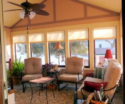 modern homes kliethermes photo three room by season sunroom other