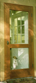 How To Select A Screen Door Style
