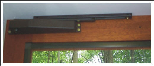 Screen Door Hinges Closers And Slide Bolts