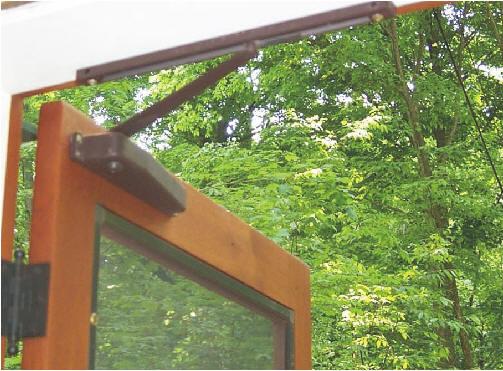 Sentinel Quietouch Door Closer & How to Select Screen Door Hardware